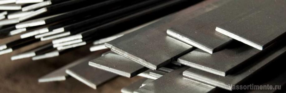 Полоса оцинкованная 3х100 мм ст3 L=6м ГОСТ 9.307-89